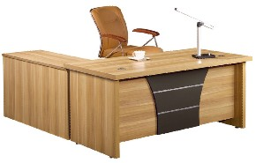 Wonderful Melamine Office Desk