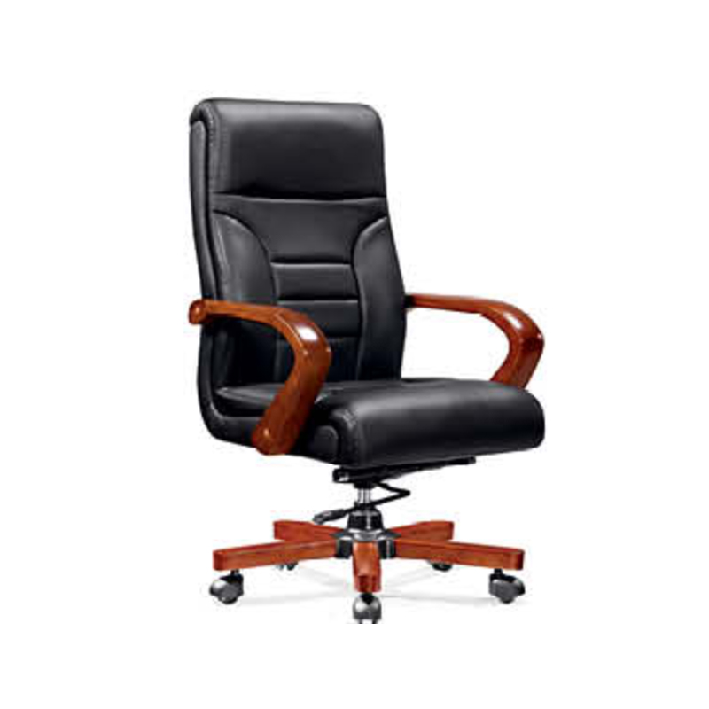 Executive Office Chair ZM-B23 Cow Leather