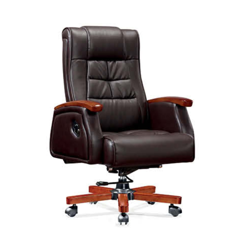 Executive Office Chair B976Cow Leather