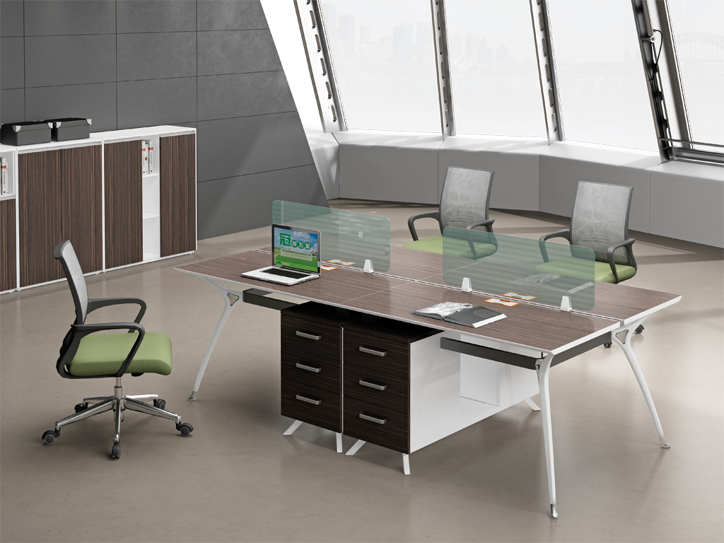 latest new design 2 person workstation 66-WC2412