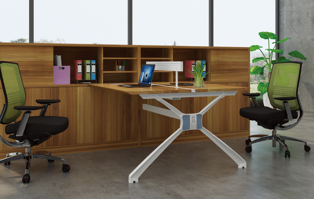 Mordern new design 2 person office table 99-WD2424