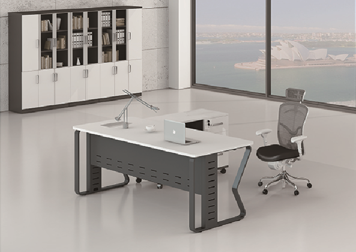 Latest New design manager office desk 89-DA1808